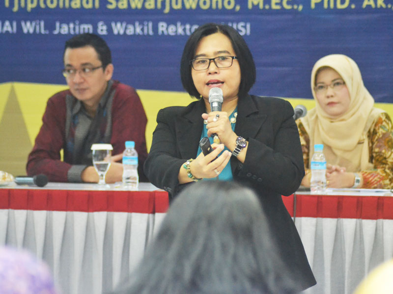 UISI Kampanyekan Program Tax Amnesty
